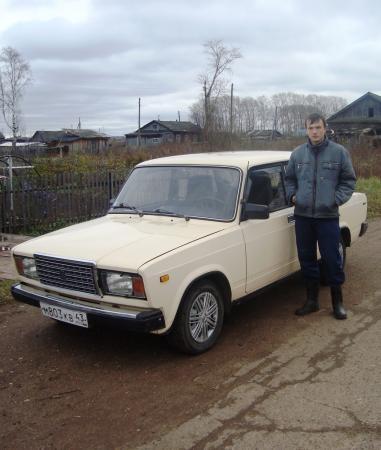 ВАЗ (Lada)2107