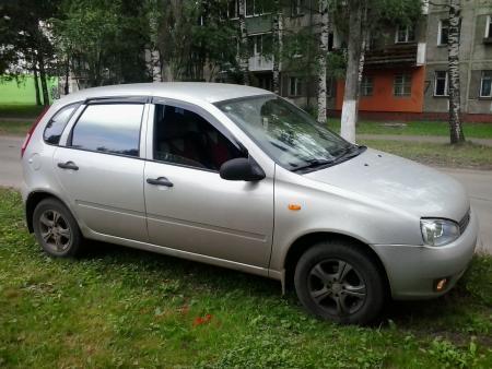 ВАЗ (Lada)kalina