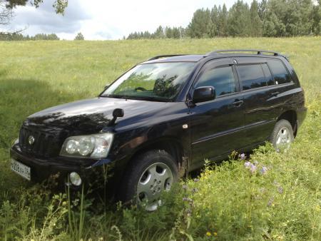 ToyotaKluger V