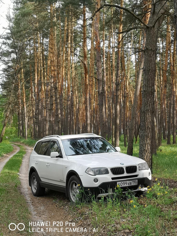 BMWX3 xDrive20d