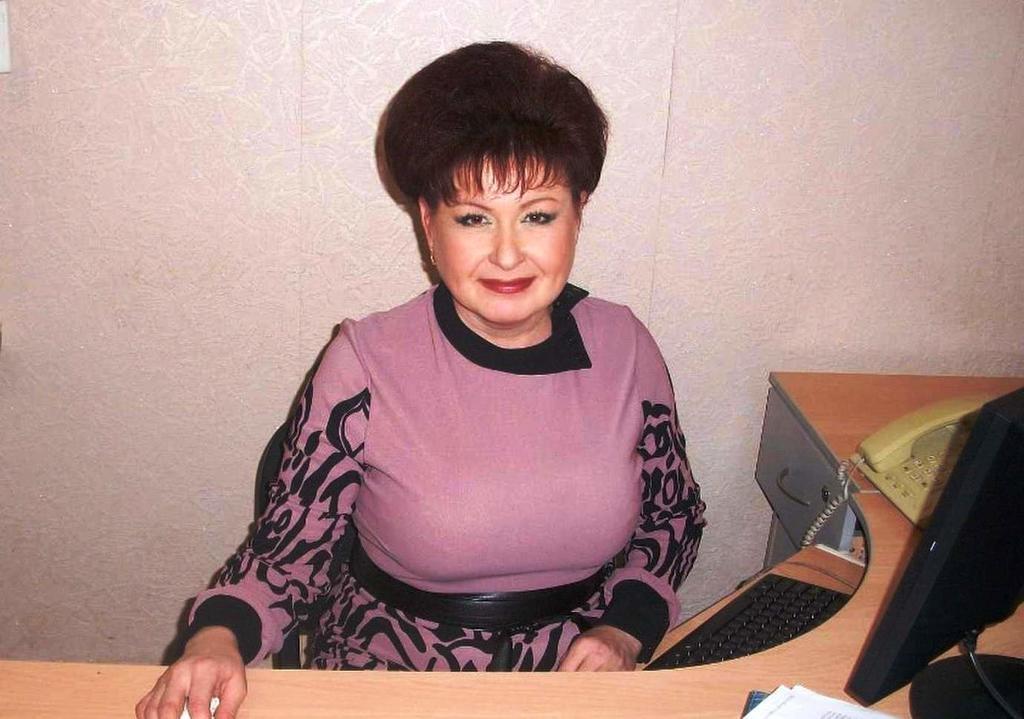 Леонова Елена Викторовна